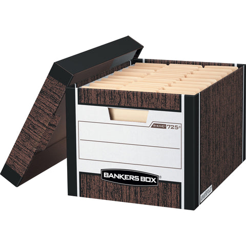 Bankers Box Bankers Box R-Kive Storage Boxes - Each