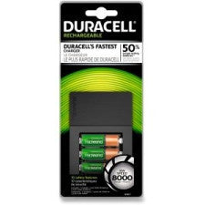 Duracell Battery Charger - 110 V AC Input