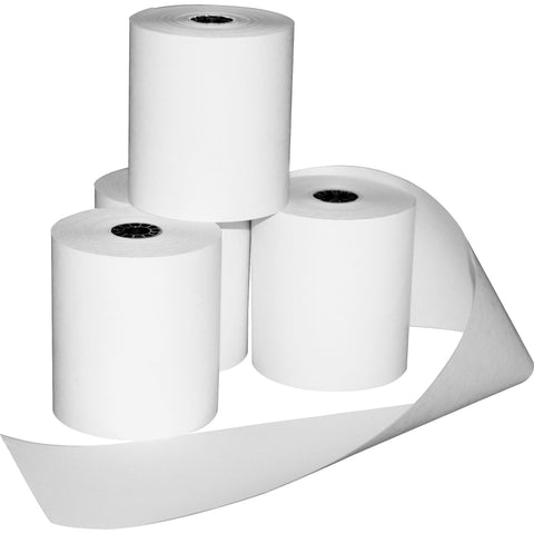 NCR 2 1/4 x 125 Ft Non Thermal Receipt Paper- 5 Rolls/Pack