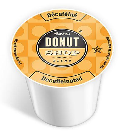 Authentic Donut Shop - Decaf (24 Pack)