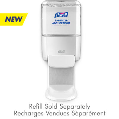 Free PURELL® ES4 Hand Sanitizer Dispenser Push-Style