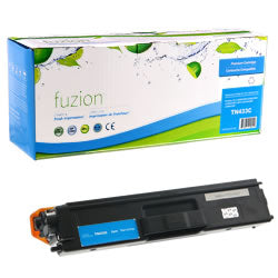 Fuzion New Compatible Cyan Toner Cartridge for Brother TN436C