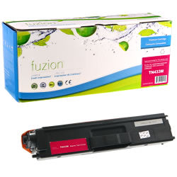 Fuzion New Compatible Magenta Toner Cartridge for Brother TN433M