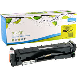 Fuzion New Compatible Yellow Toner Cartridge for Canon 045HY