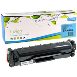 Fuzion New Compatible Cyan Toner Cartridge for Canon 046HC