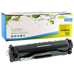 Fuzion New Compatible Yellow Toner Cartridge for Canon 046HY