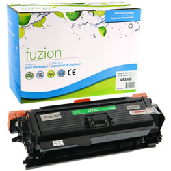 Fuzion New Compatible Black Toner Cartridge for HP CF330X