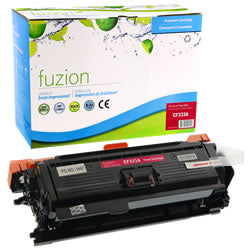 Fuzion New Compatible Magenta Toner Cartridge for HP CF333A