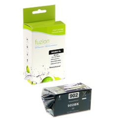 Fuzion New Compatible Black Ink Cartridge for HP #902XL