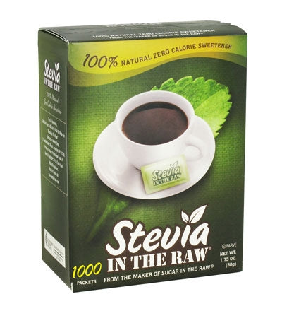 Stevia in the Raw Calorie Free Sweetener - 1000 packs