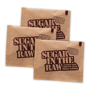 Sugar in the Raw - 1000 packs