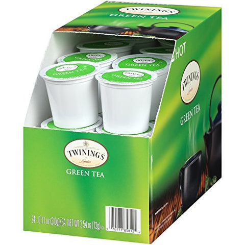 Twinings® Green Tea K-Cup® Tea Pods (24 Pack)