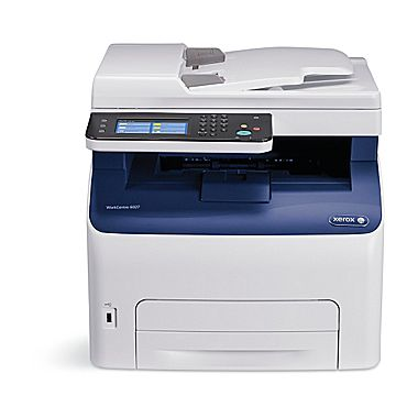 Xerox WorkCentre 6027/NI Colour Laser MultiFunction Printer