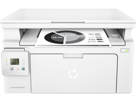 HP LaserJet Pro M130fw All-in-One Printer (G3Q60A#BGJ)