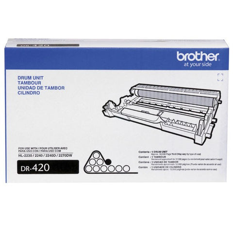 Brother DR-420 - Original - Black Drum Unit