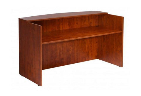 Classic 71quot Reception Desk