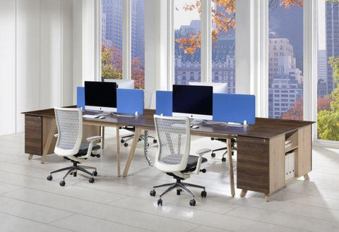 Modern Shared Workstation For 2