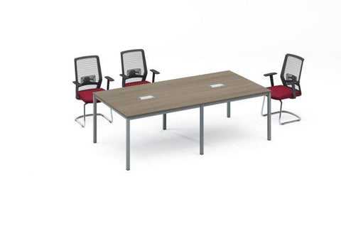 Modern 8ft Boardroom Table