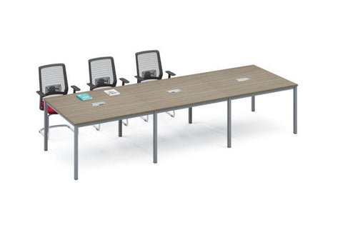 Modern 12ft Boardroom Table