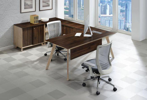 Modern U Shape Desk
