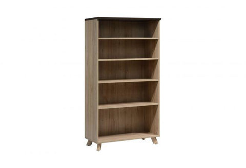 High Open Shelf Cabinet 4 Shelves