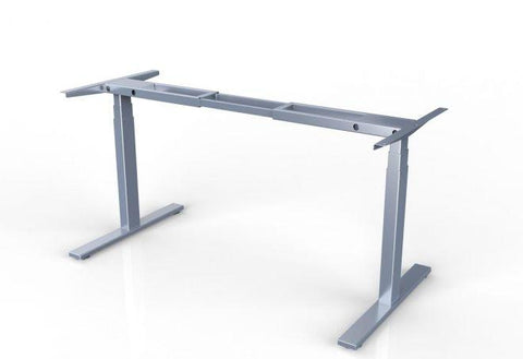 High Quality Straight Height Adjustable Desk Frame