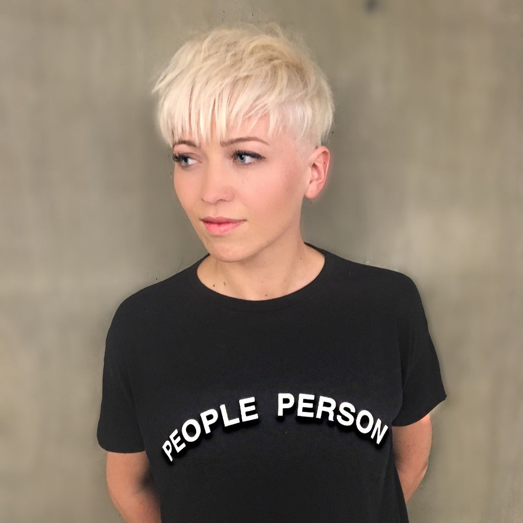 Pixie Cut Hair Style - A Bold Look for a Bold Woman
