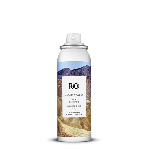 Death Valley - TRAVEL SIZE DRY SHAMPOO