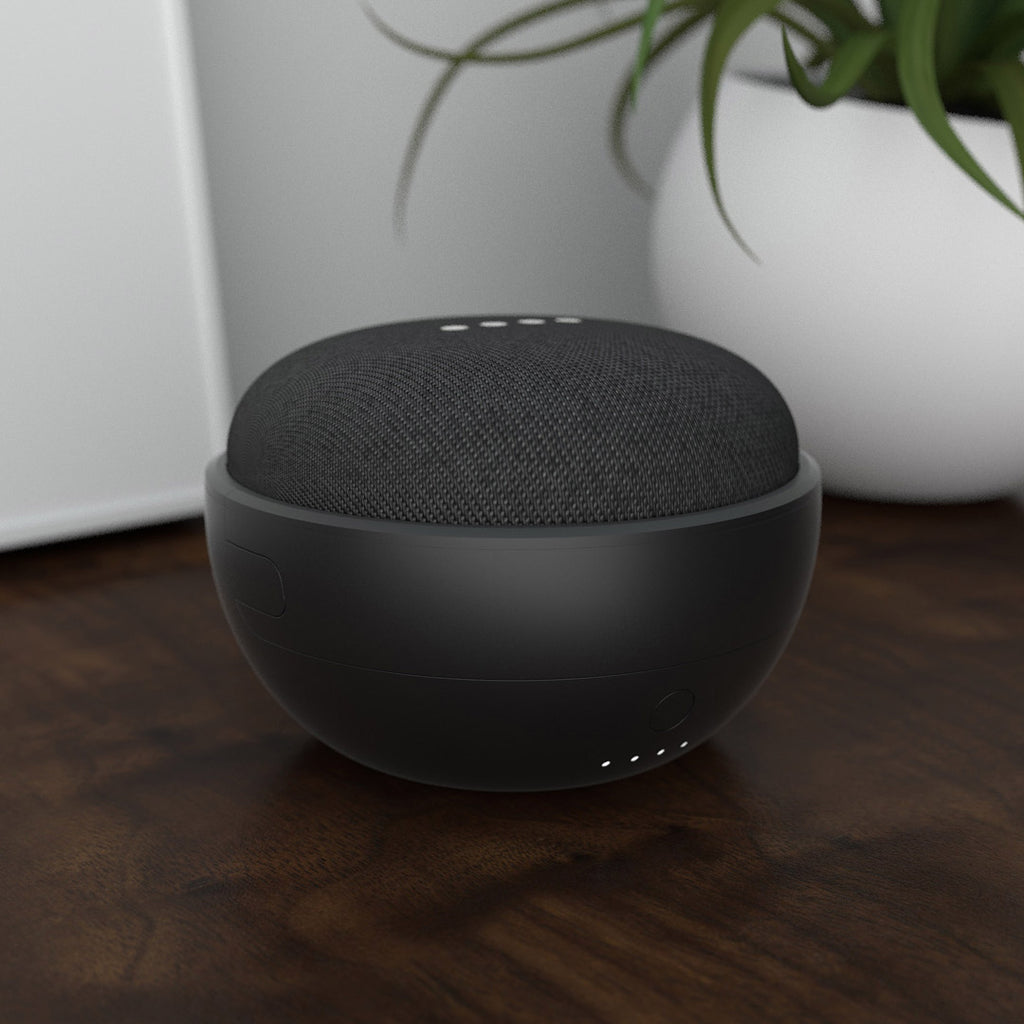 JOT Portable Power Now Available for the Popular Google Home Mini