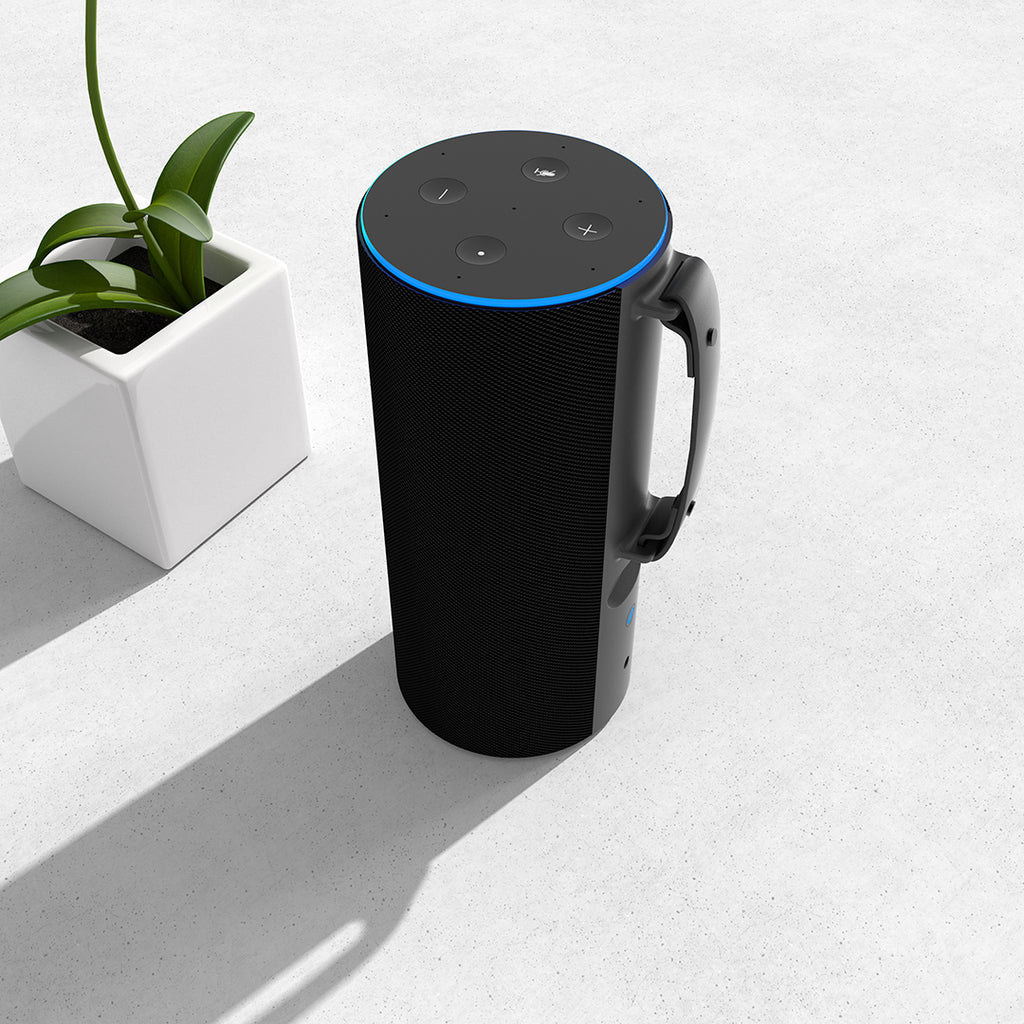 Ninety7 Expands Smart Accessory Line-Up With SKY Tote – A Powerful Portable Battery Base for Amazon Echo 2
