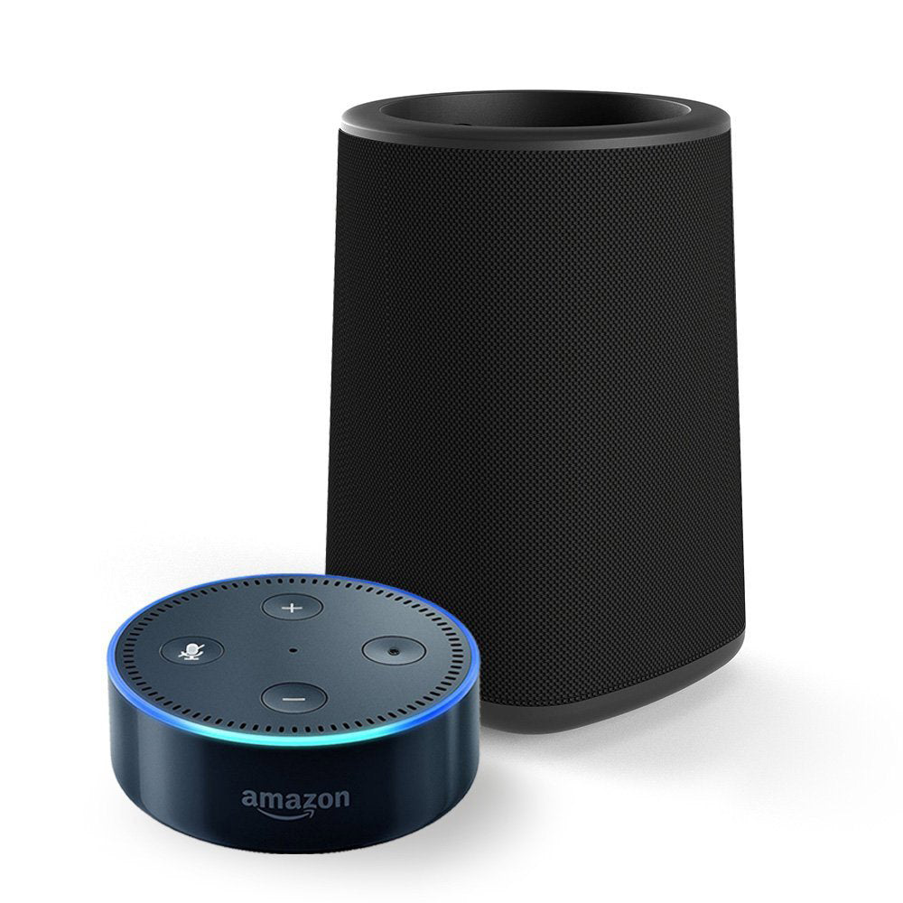 Echo Dot + Ninety7 VAUX Speaker Bundle