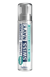 Swiss Navy Toy and Body Cleaner 7 Fl Oz / 207ml MD-SNTB7OZ