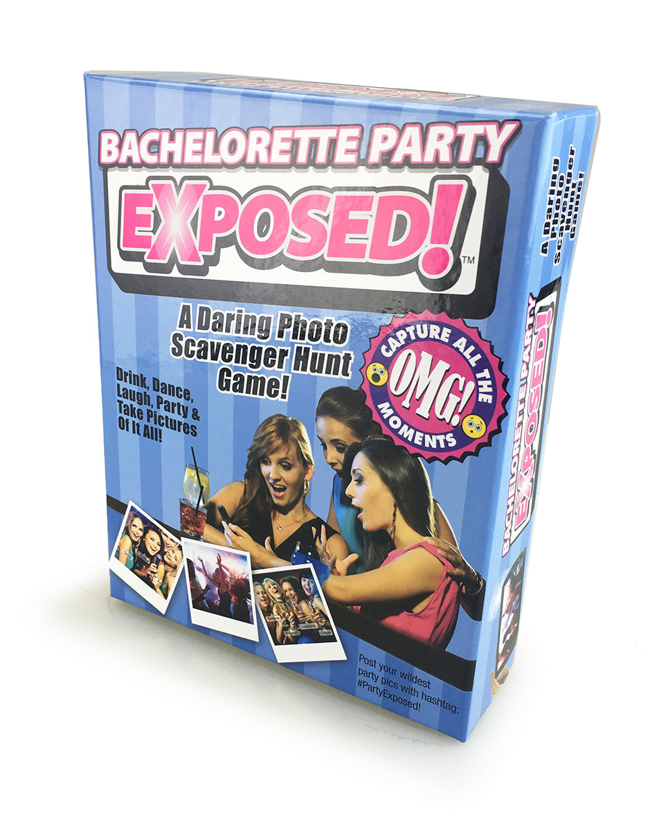 Bachelorette Party Exposed! LG-BG046