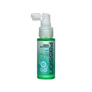 Passion Deep Throat Mint Oral Ecstasy Spray 2oz.