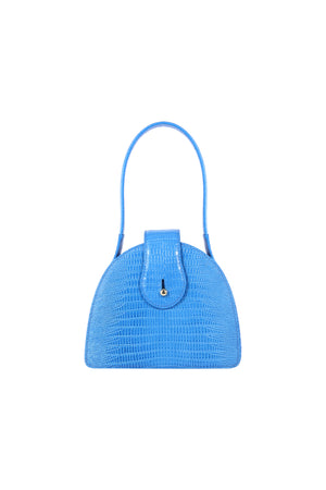 Paloma in Blue Lizard