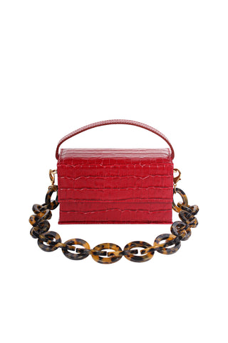 Ida Red (Small) with Chain