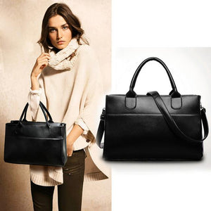 Xiniu shoulder leather bags