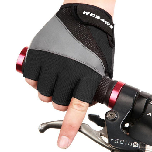 WOSAWE Cycling Gloves Half Finger