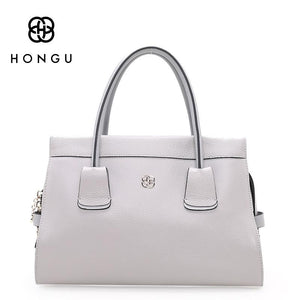 HONGU Leather European Handbag