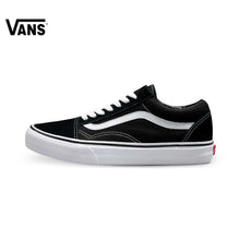Original Vans Old Skool low-top CLASSICS Unisex MEN'S & WOMEN'S Skateboarding Shoes canvas