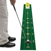 Golf Putter trainer putting green Indoor practice