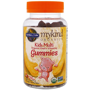 MyKind Kids Multi Gummies Fruit Flavored