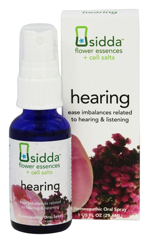 Flower Essences Hearing