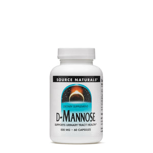 D-Mannose 500 Mg 60ct