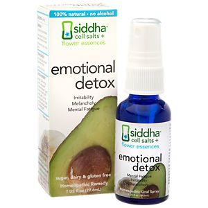 Flower Essences Emotional Detox