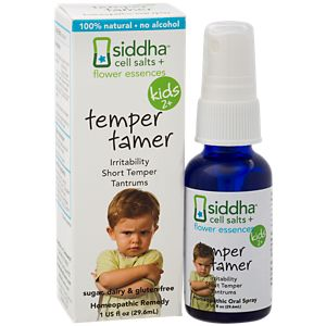 Flower Essences Temper Tamer for Kids