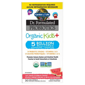 Dr. Formulated Probiotics Kids+