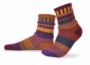 Fall Foliage Solmate Socks