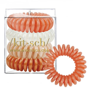 Rose Hair Coil 4 Count