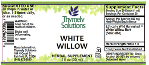 White Willow 1oz